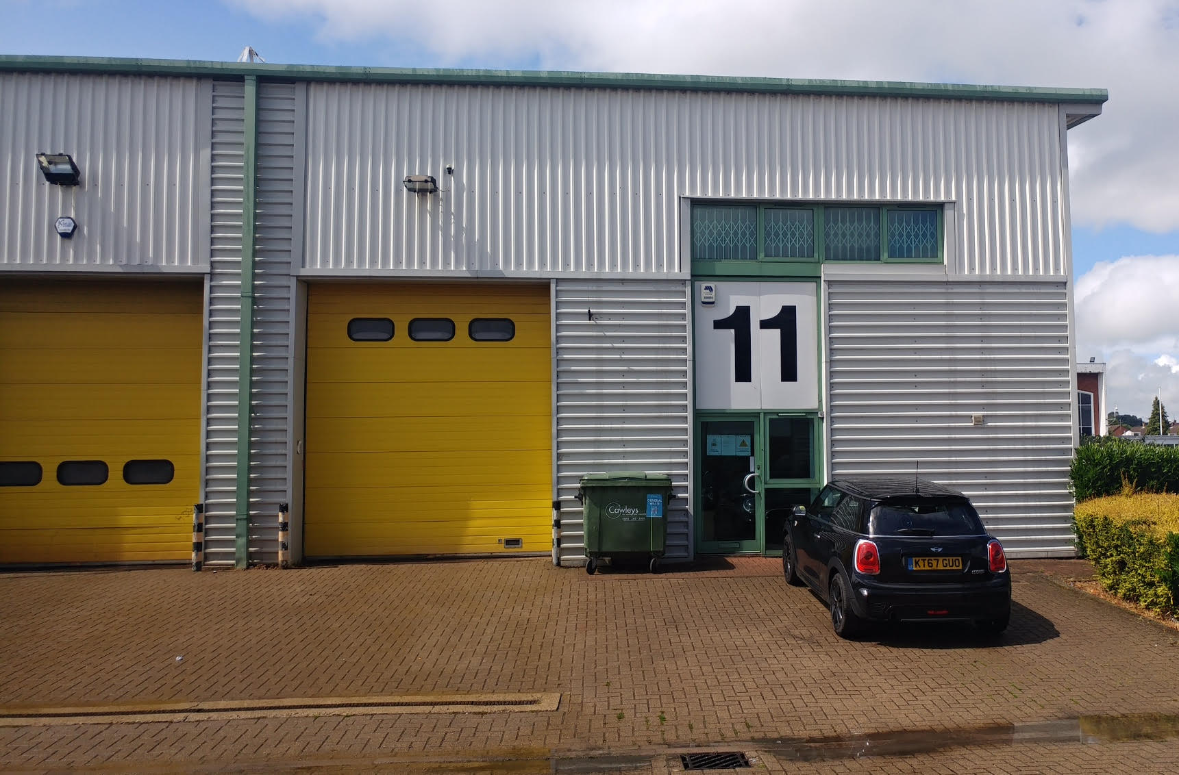 Unit 11 Luton Enterprise Park