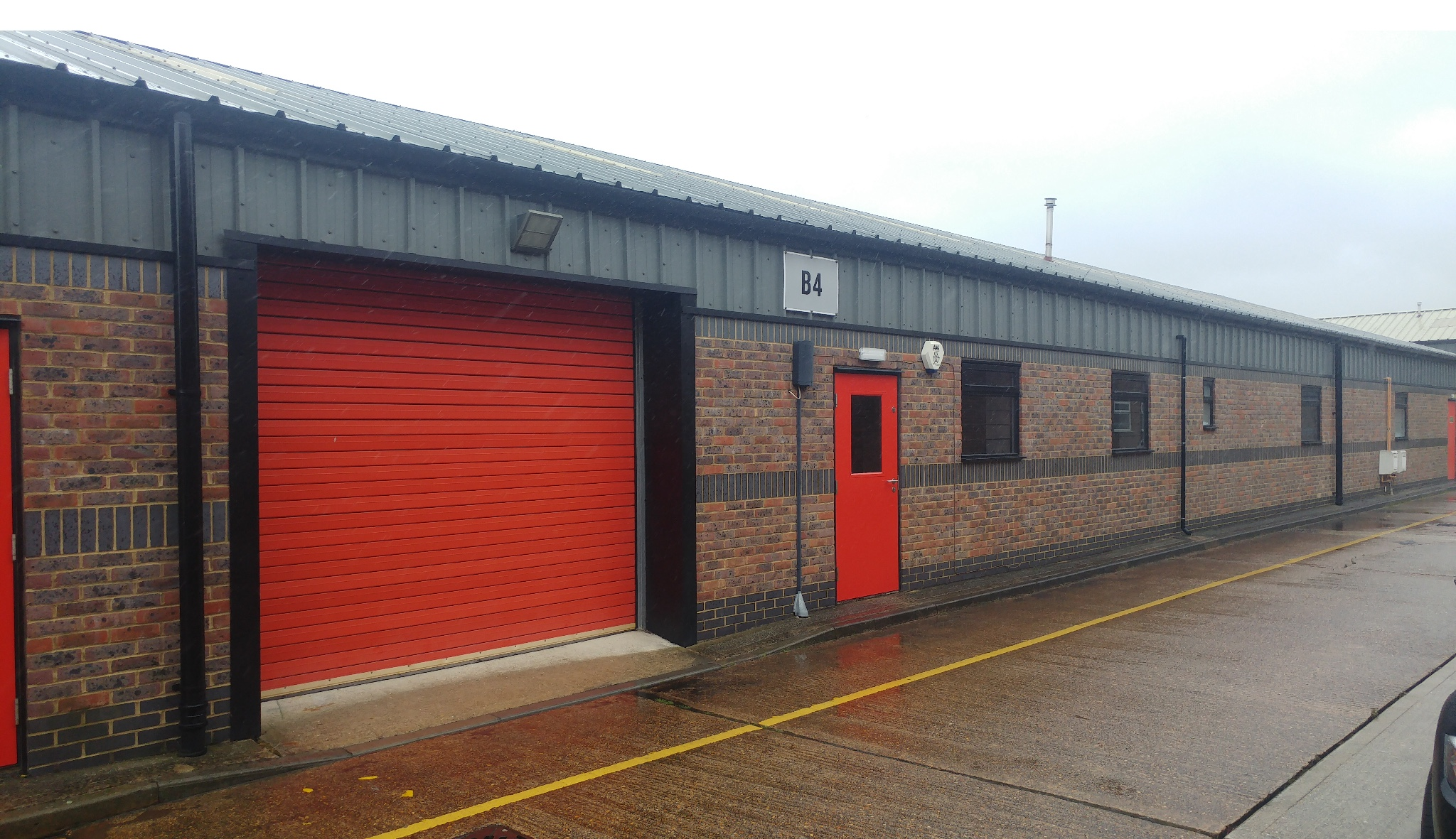 Unit B4 Barton Industrial estate