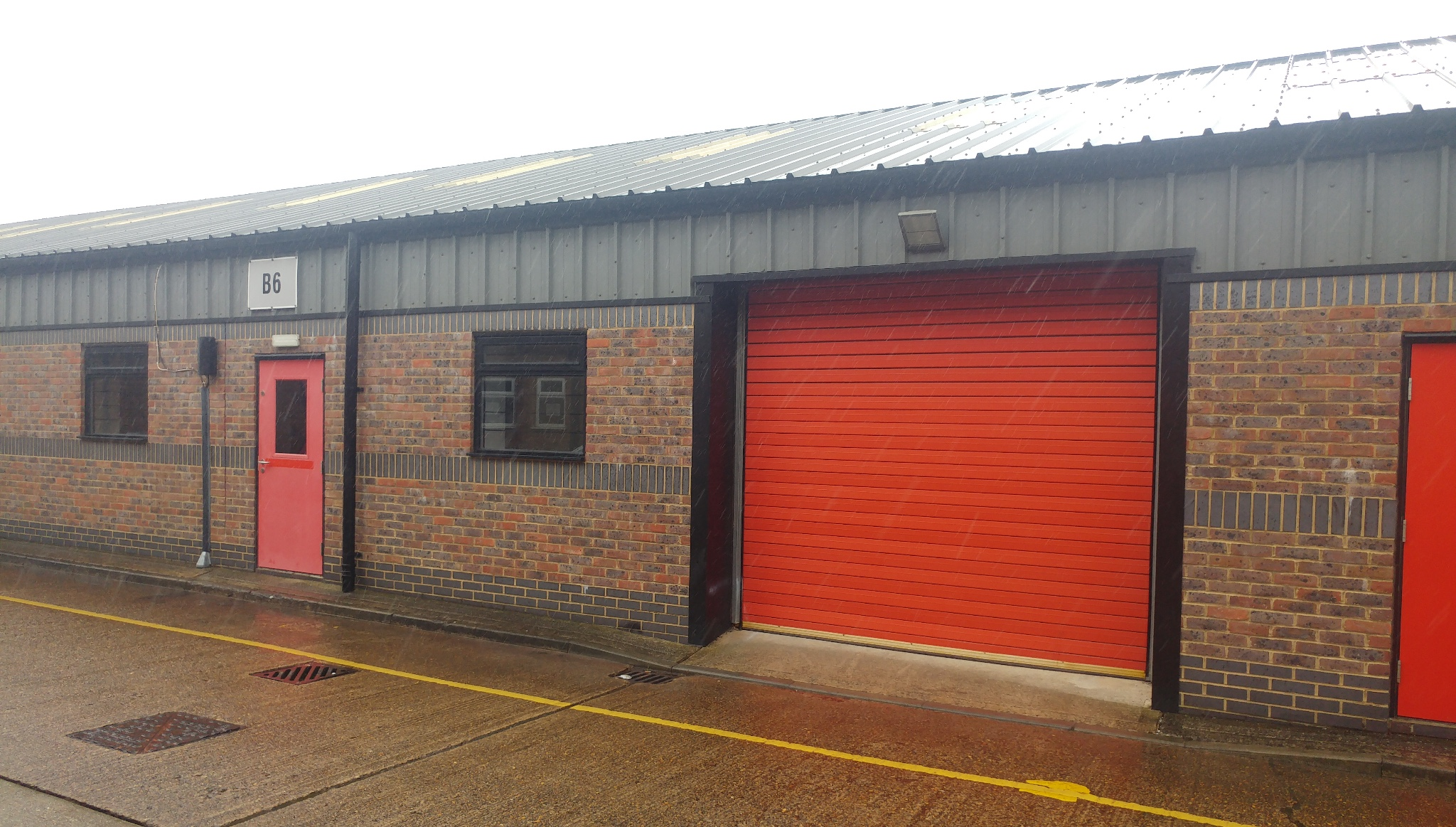 Unit B6 Barton Industrial estate