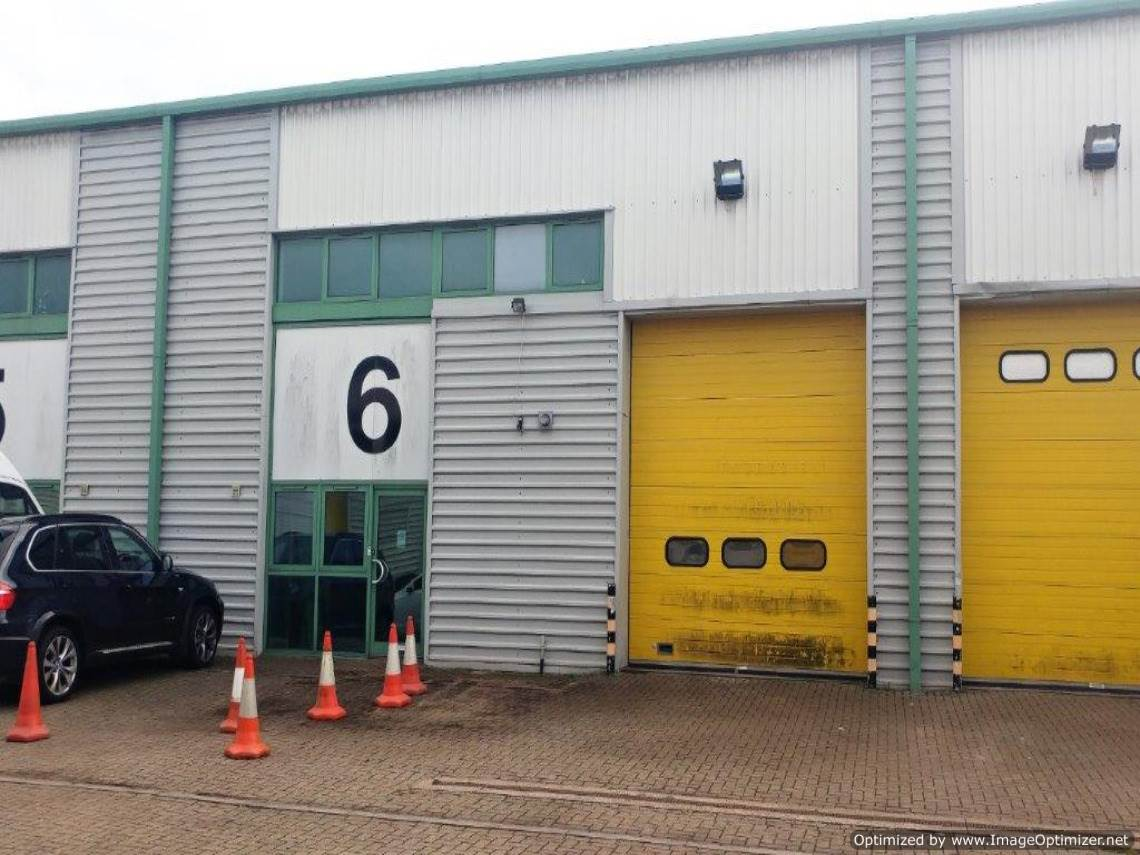 Unit 6 Luton Enterprise Park, Luton