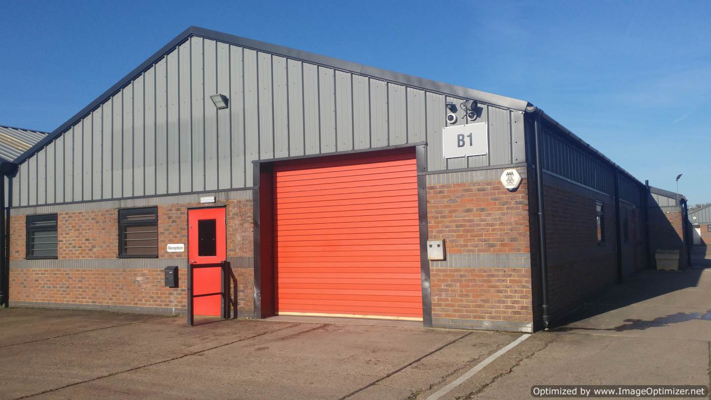Unit B1 Barton Industrial estate